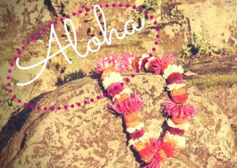 Aloha - Blumenlei