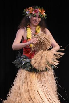 Ori Tahiti Otea